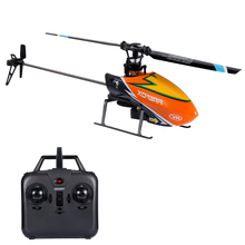 RC Helicopter Aircraft Remote-Control Mini Aileronless Kids Gyro C129 4CH for Adult 6-Axis