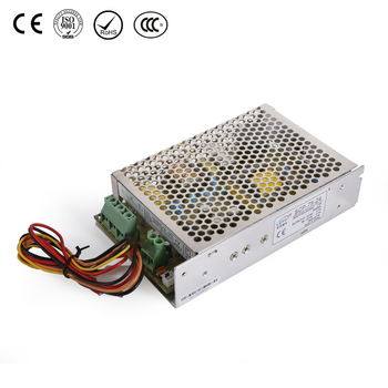 SCP-75-24 75W 24V 2.7A power supply with battery charger UPS Function image