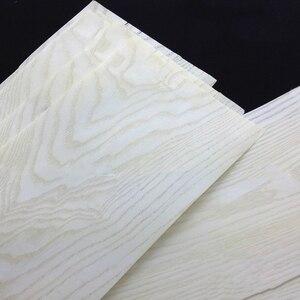 Image 2 - Natural Genuine White Ash Wood Veneer Furniture about 16cm x 220   260cm