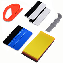 EHDIS Window Tint Film Squeegee Tools Kit Vinyl Car Wrap Tool Vehicle Carbon Fiber Foil Sticker Cutter Vinyl Tinting Tools Set(China)