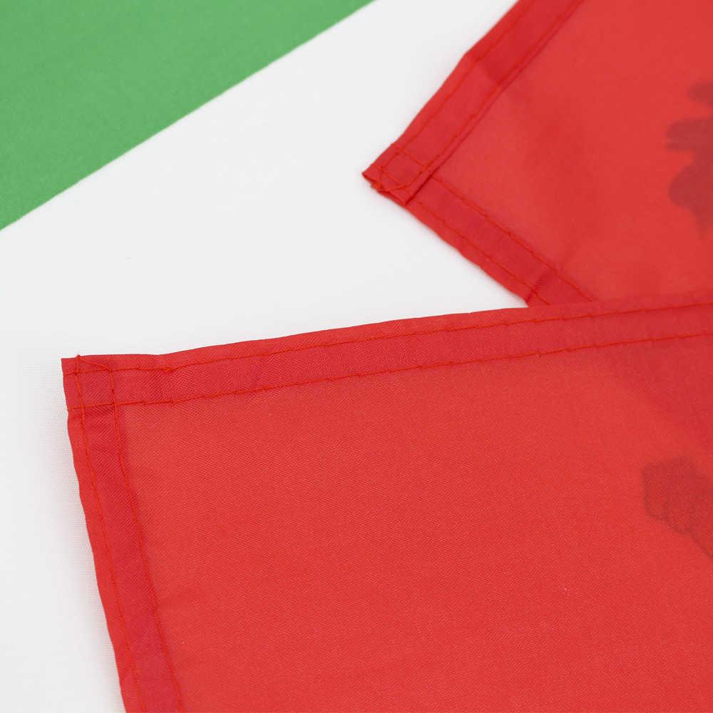 Johnin 90*150 Centimetri Mx Mex Mexicanos Messico Bandiera per La Decorazione
