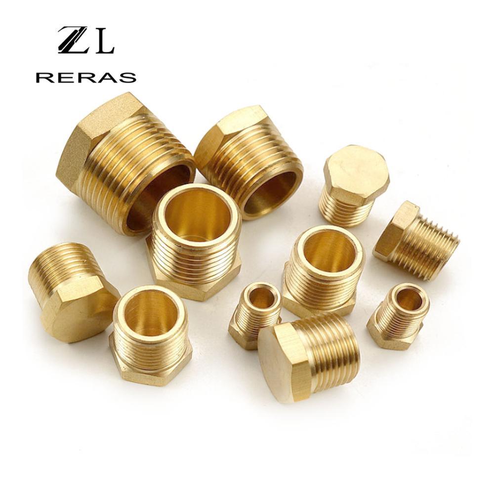 Brass Pipe 1/8
