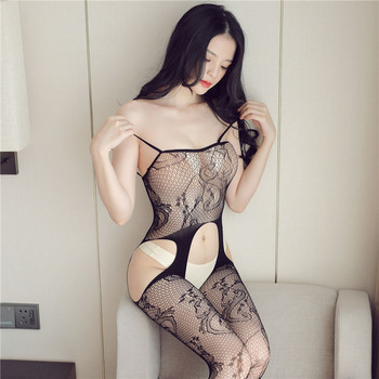 Fishnet Sexy Bodystocking 5