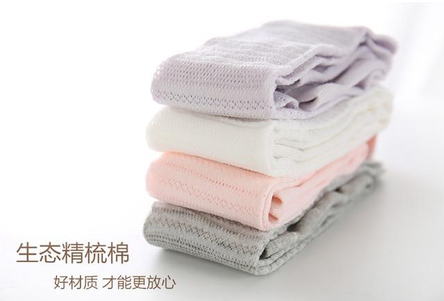 children baby Leggings open crotch female baby socks spring and autumn summer ultra thin newborn childrens pantyhose