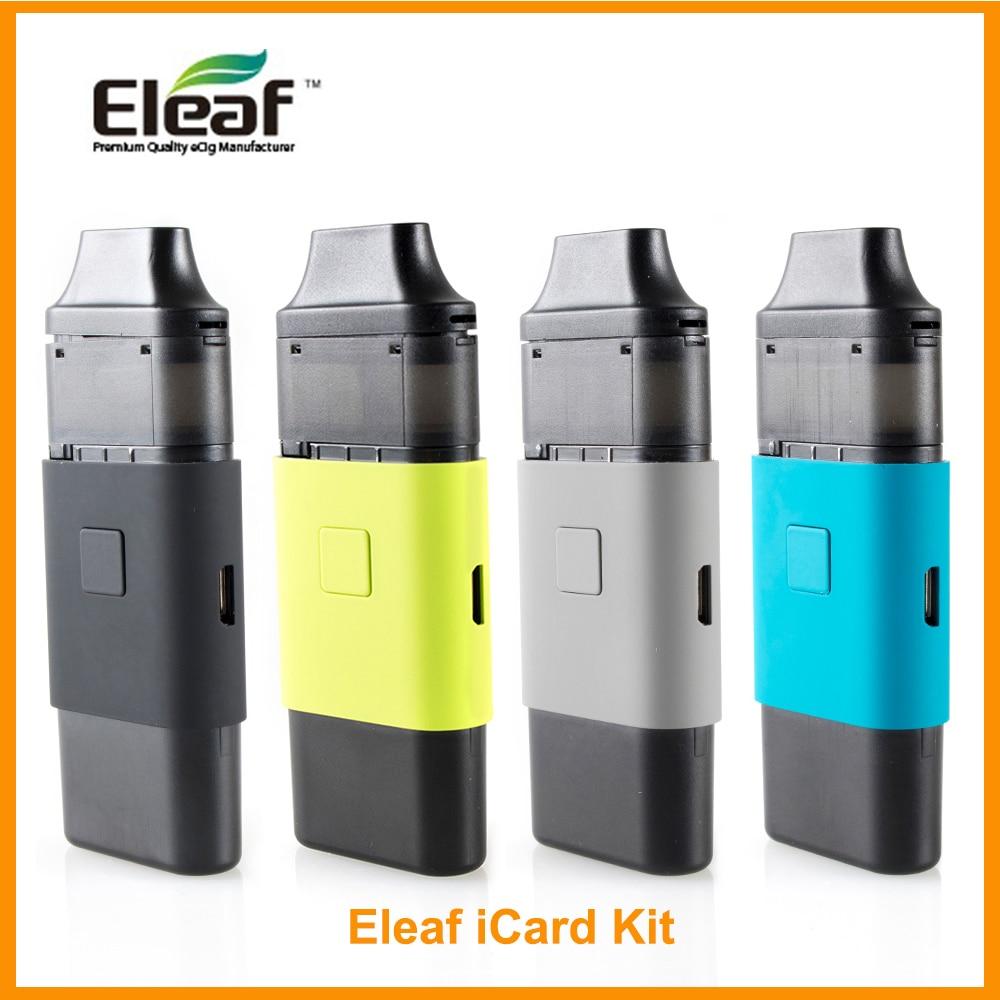 [RU/ES] Original Eleaf ICare Kit 1.8mL /iCard Kit 2ml Built In 650mAh IC 1.1ohm Head VS ICare Mini E-Cigarette
