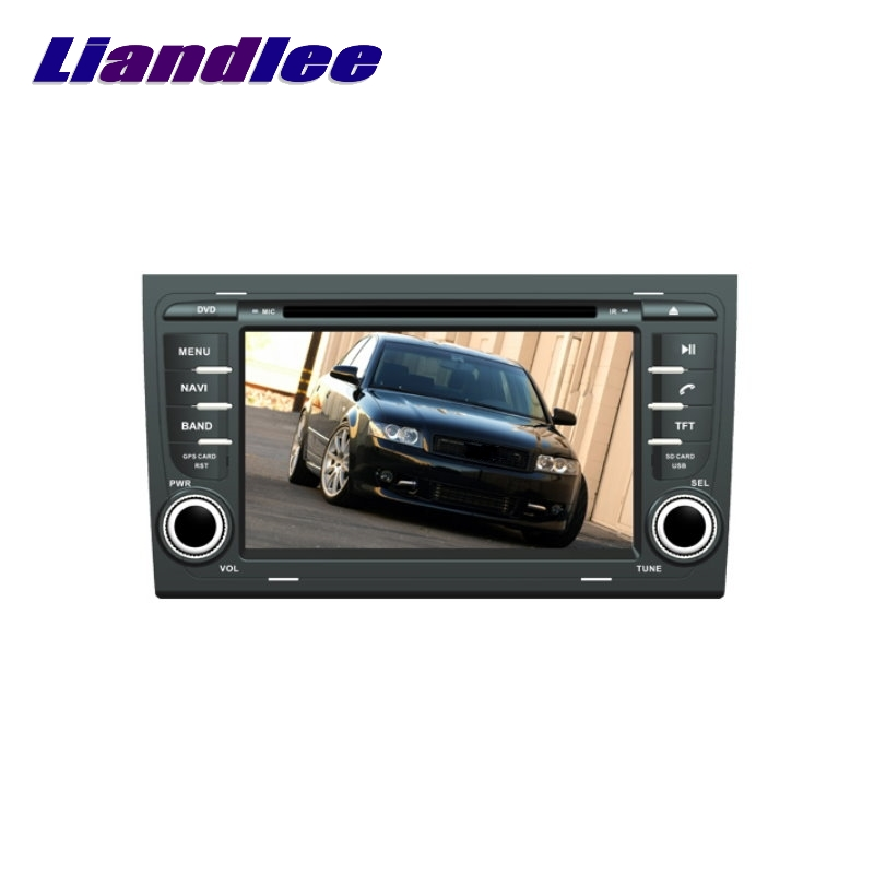 For <font><b>AUDI</b></font> <font><b>A4</b></font> <font><b>B6</b></font> B7 8E 8H 2002~2009 LiisLee Car <font><b>Multimedia</b></font> TV DVD GPS Audio Hi-Fi Radio Original Style Navigation Advanced NAVI image