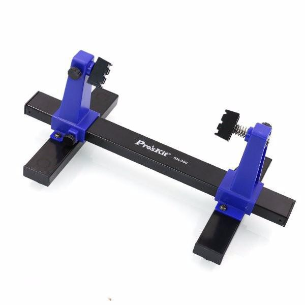 Image 1 - SN 390 360 Degree Adjustable PCB Holder Printed Circuit Board Holder Soldering Assembly Clamps-in Tool Parts from Tools