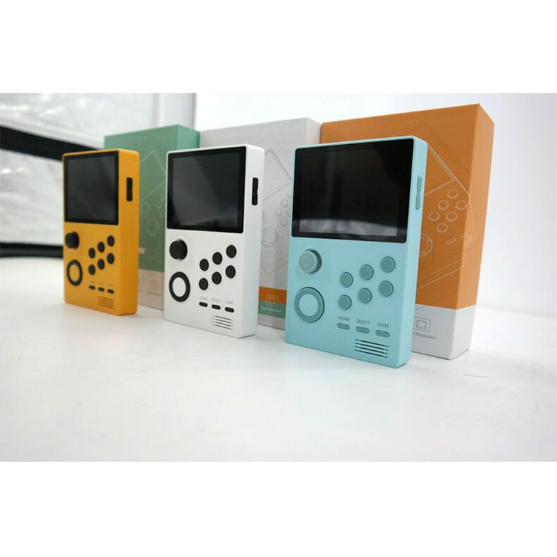 Wireless Player Version Retro Games Moonlight Treasure Box Nostalgic Handheld Youth Version Ips Screen Built-in Games Wifi image