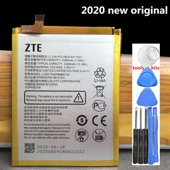 2020 New Original Battery Li3931T44P8h806139 3200mAh For ZTE Blade A4 A0722 V9 V10 V9 Vita V0920 V10 Vita A7 Vita A4 A5 2020