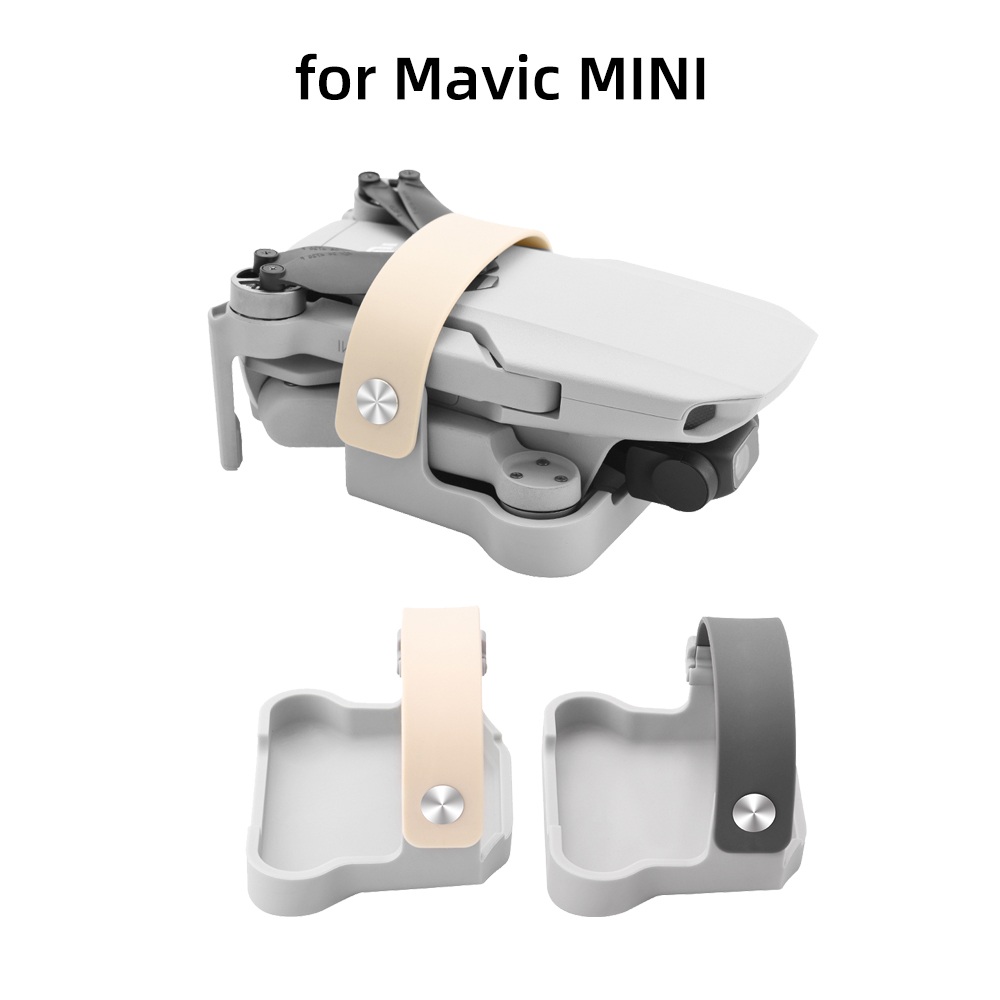 Fixed Propeller Stabilizer  Holder Fixing Strap Protector Belt For DJI Mavic Mini Drone Camera Props Mount Guard Accessories