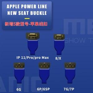 Image 3 - Mechanik telefon komórkowy kabel zasilający dla iPhone Samsung Huawei Android kabel testowy zasilania DC płyta główna aktywacja linii rozruchowej