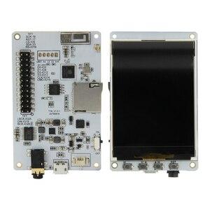 Image 1 - LILYGO®TTGO Tm Musik Alben 2,4 Zoll PCM5102A SD Karte ESP32 WiFi Und Bluetooth Modul