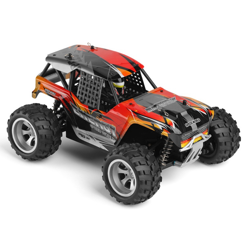 Wltoys <font><b>Rc</b></font> Car 18405 High Speed Crawler Remote Radio Control Car Toys <font><b>Drift</b></font> Climbing Racing <font><b>RC</b></font> Car Toys 4WD Off-road Vehicle image