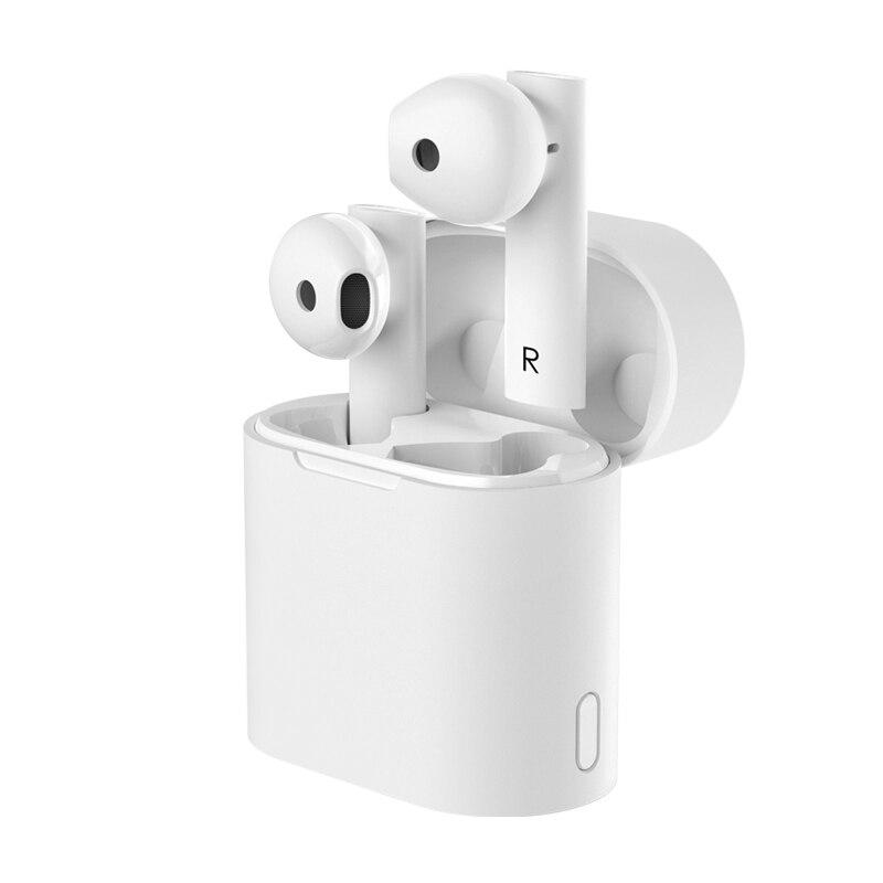 Auriculares inalámbricos Mir6 con Bluetooth, auriculares 5,0 TWS para Redmi Air2 de 3 puntos con cancelación de ruido, auriculares con micrófono para Xiaomi pk i7s 5D para Xiaomi Mi 6 8 9 SE Note 2 3 suave cobertura completa película de hidrogel para Xaiomi Mi Max 2 3 Mix 2S Protector de pantalla sin película de vidrio