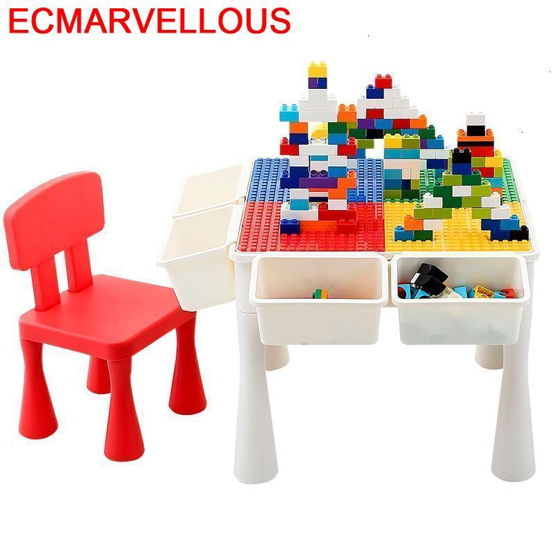 Scrivania Bambini Desk For Kids Stolik Dla Dzieci Plastic Game Kindergarten Study Enfant Kinder Mesa Infantil Children Table