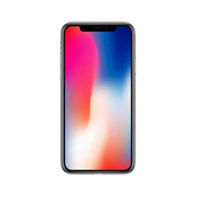 "Original Unlock Apple iPhone X Face ID 64GB/256GB ROM iOS A11 5.8"" 3GB RAM 12MP Hexa Core Dual Camera 4G LTE USED Mobile Phone 5"