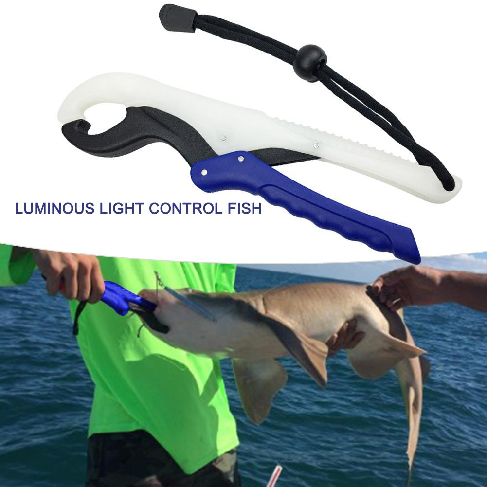 Fishing  Gear Tool ABS Grip Tackle Fish Lip Holder Trigger Clamp US Stock