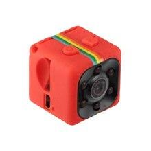 Mini Camera SQ11 1080P HD DV Camera Motion Night Vision Camcorder DVR Micro Camera Sport Video Small Camera Cam SQ 11 Waterproof 8g card sq11 tiny dv camera 1080p hd video recorder mini screw cam dvr camcorder