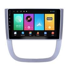Para buick firstland gl8 2005-2012 2 din rádio do carro android 9 Polegada unidade de cabeça do jogador dos multimédios da navegação de gps do tela táctil