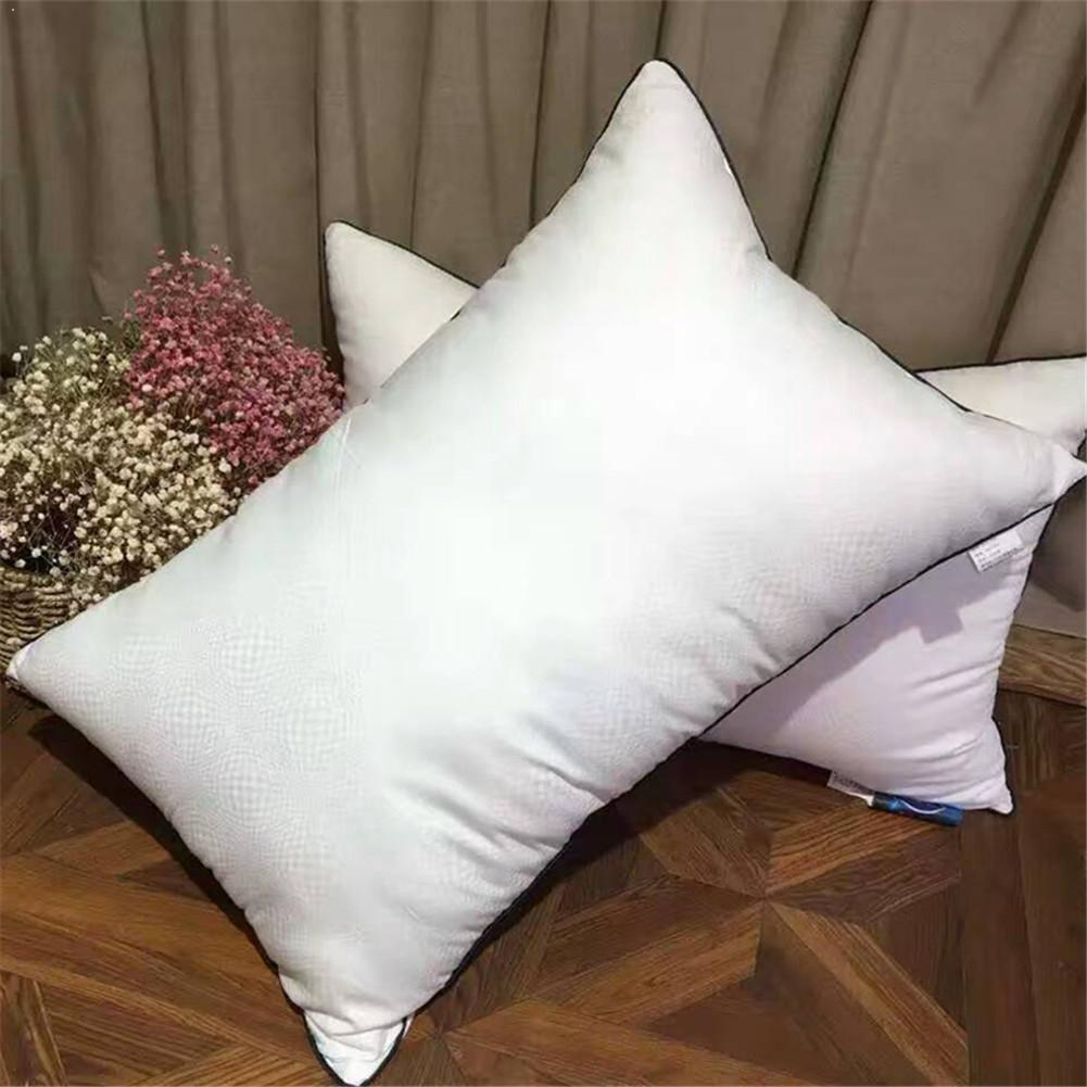 Non-woven Pillow Cushion Core Pillow Interior Home Cushion White Decor Soft Filling Pillow Health Care Inner Head B0J3