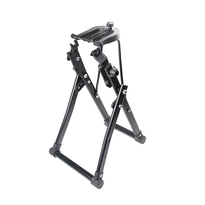 Bicycle Wheel Bicycle Wheel Truing Stand Maintenance Mechanic At Home Truing Stand Support Bicyle Repair Tool 36 x 28 x 48 cm|Bicycle Repair Tools| |  - title=