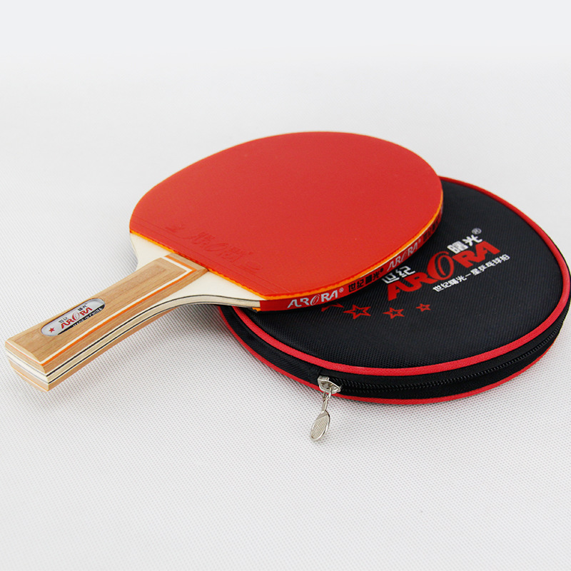Furra Official Genuine Product Table Tennis Racket A Star Single Horizontal Position Adult Game Inverted Rubber On Both Sides Ra