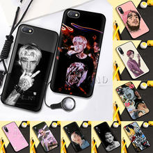Lil Peep Zachte Siliconen Telefoon Case voor Redmi Note 4X5 6 7 8 5 6 7 8 Pro 5A 16G 32G 64G 5A Prime Cover(China)