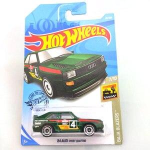 Image 3 - Hot Wheels 1:64 Car (AUDI RS 5 COUPE) (84 AUDI SPORT QUATTRO) (17 AUDI RS 6 AVANT) Collector Edition Metal Diecast Model Cars