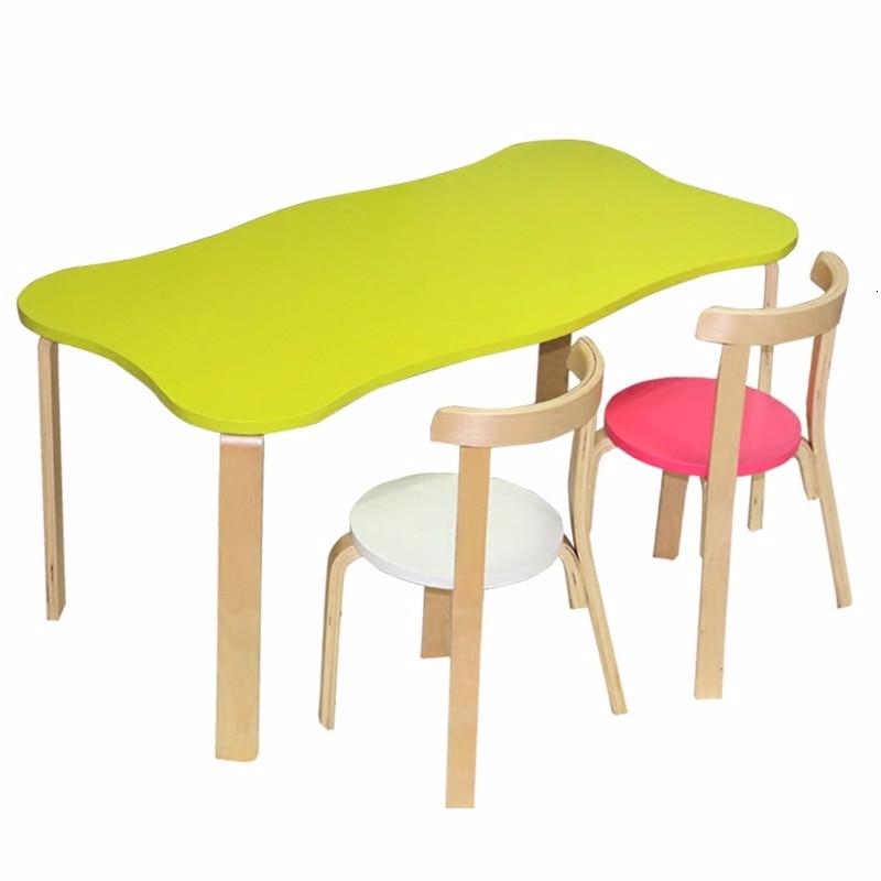 Kindertisch Chair And Scrivania Bambini Silla Y Infantiles Kindergarten Enfant Mesa Infantil For Study Table Kids Desk
