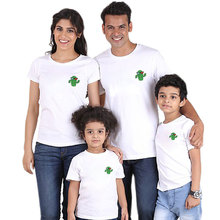 Family Matching Clothes Look Father Mother Son Daughter Outfits Clothing T shirt New Mom Daddy and Me Baby Boy Girl mama Clothes basketball dad mom baby girl boy family matching outfits cotton t shirt father mother son daughter print letter mommy and me kid