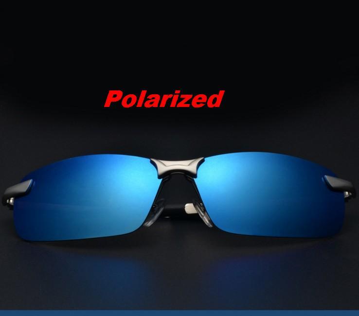 F4 pria aluminium-magnesium pengemudi mobil night vision kacamata - Aksesori pakaian