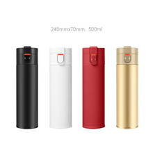 316 Stainless Steel Thermos Bottles Tumbler Insulated Water Bottle Portable Vacuum Flask for Coffee Mug Men Business Travel Cup