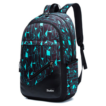 Camouflage printing school backpack Large-capacity orthopedic schoolbag for boys girls Laptop backpacks teen Nylon bags - discount item  50% OFF School Bags
