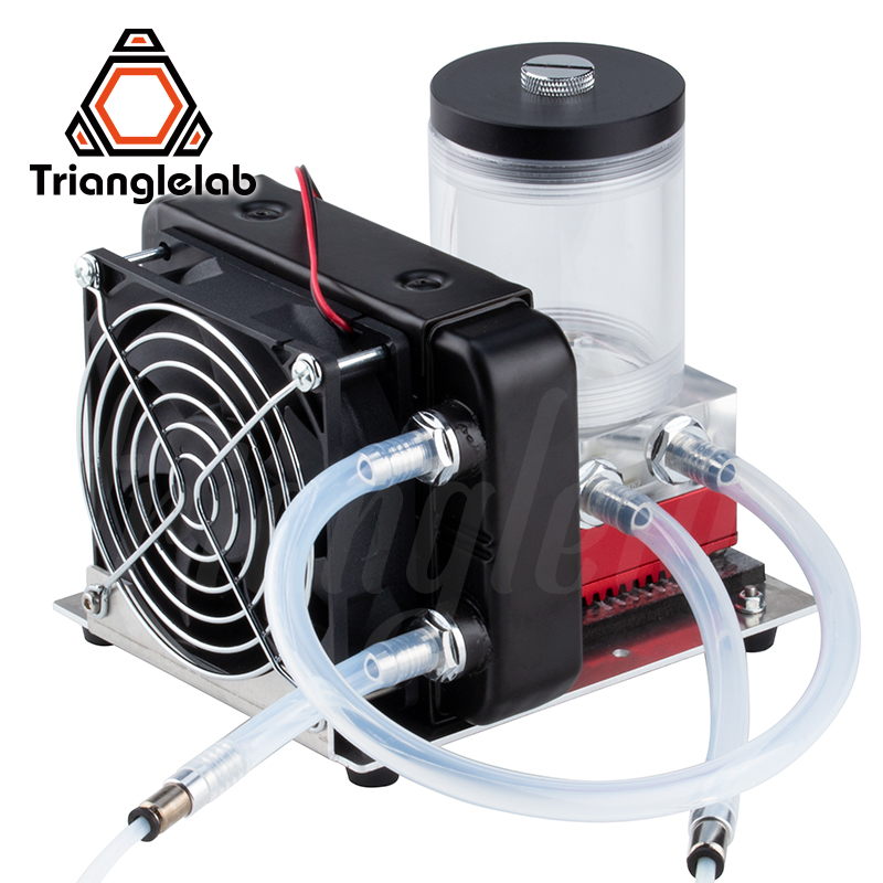 trianglelab Titan AQUA Water Cooling Kit for DIY 3D printer for E3D Hotend Titan Extruder for TEVO 3D printer Upgrade KIT