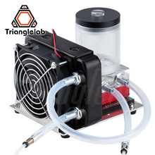 цена на trianglelab Titan AQUA Water Cooling Kit for DIY 3D printer  for E3D Hotend  Titan Extruder  for TEVO 3D printer Upgrade KIT