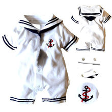 Baby Boy Kleidung Infant Sailor Overall Outfits Neue Kleidung