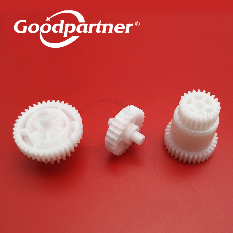 2SET Fuser Drive Gear For Brother DCP 8110 8112 8150 8152 8155 8157 8250 MFC 8510 8512 8515 8520 8710 8712 8810 8910 8912 8950
