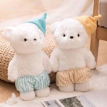 Мягкий Плюшевый Медвежонок Плюша Доработать Животные Куклы Детские Игрушки Для Детей Детские Подарки Каваи Милые Свадебные