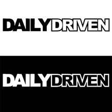JDM Auto Aufkleber Täglichen Angetrieben Mugen Euro Löffel Stance Illest Drift Vinyl Aufkleber Lkw AUTO Fenster Auto UND Verkauf