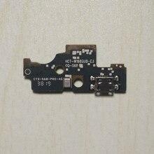 Novo original para oukitel c16 pro porta de carregamento da placa usb microfone micro usb plug reparo peça de substituição
