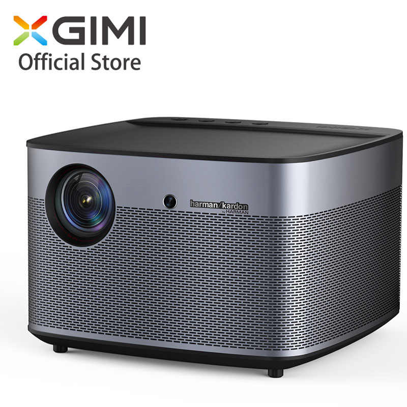 Xgimi Proyektor Home Theater 300 Inch 1080P Full HD 3D Android Bluetooth WIFI Suppor4K DLP TV Beamer Xgimi H2