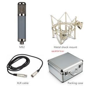 Image 5 - Il mio Mic ME2 di alta qualità Grande condensatore A Diaframma del microfono studio di registrazione gaming mic per la registrazione vocale di trasmissione