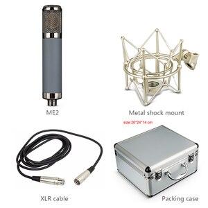 Image 5 - My Mic ME2 micrófono de condensador de diafragma grande de alta calidad, micrófono de estudio de grabación, juegos para transmisión Vocal