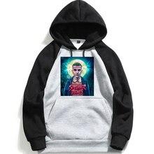 Weird Stranger Things Hoodie Graphic Sweatshirt Warm Brand Men Unisex Hooded Sweatshirt Hip Hop Man Winter Hoodies Streetwear недорого