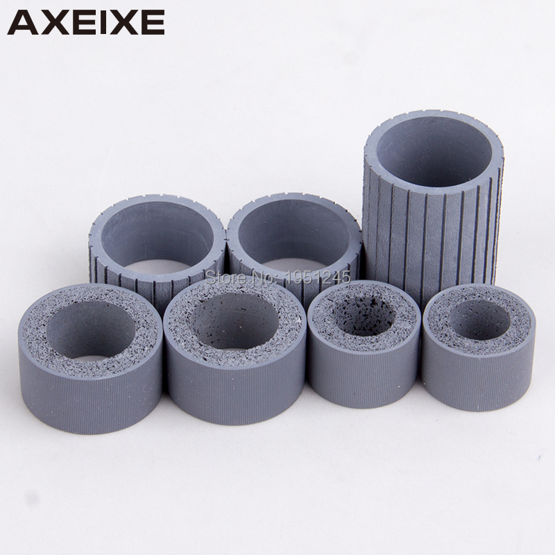 L2707 60001 L2707A ADF FEED ROLLER RUBBER KIT For HP Scanjet 5000 7000 5000S2 5000S3 7000S2