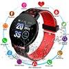 Smart Watch Bracelet Men Women Blood Pressure Waterproof Sport Round Smartwatch Smart Clock Fitness Tracker For Android IOS 119S