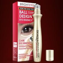 20ml Roll-on Anti Aging Eye Cream Anti Wrinkle Reduces Dark Circles Puffiness Eye Bags Eye Cream for Eyes Care