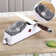 Электрическая точилка для ножей usb зарядка моторизованный шлифовальный
