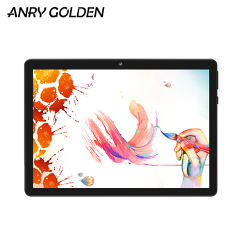 ANRY RS20 10 inch Tablet Pc Google Play Android 8.1 Quad Core 4G Phone Call Tablets WiFi Bluetooth GPS Android Tab 10.1