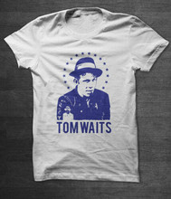 Tom Waits T Shirt Music Rock N Roll Nick Cave